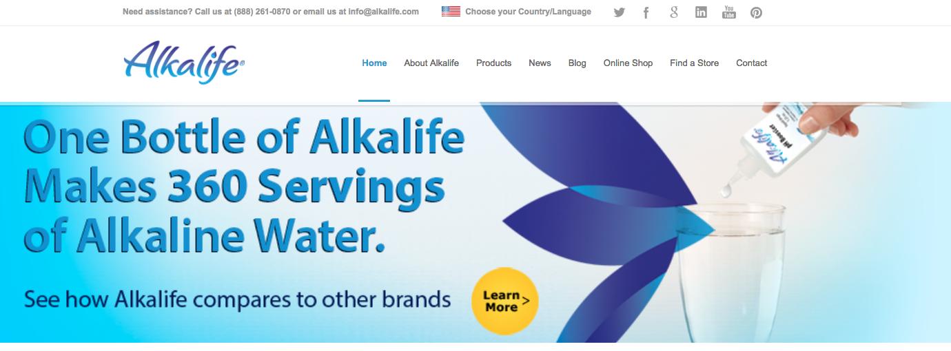 Iblesoft Inc Alkalife